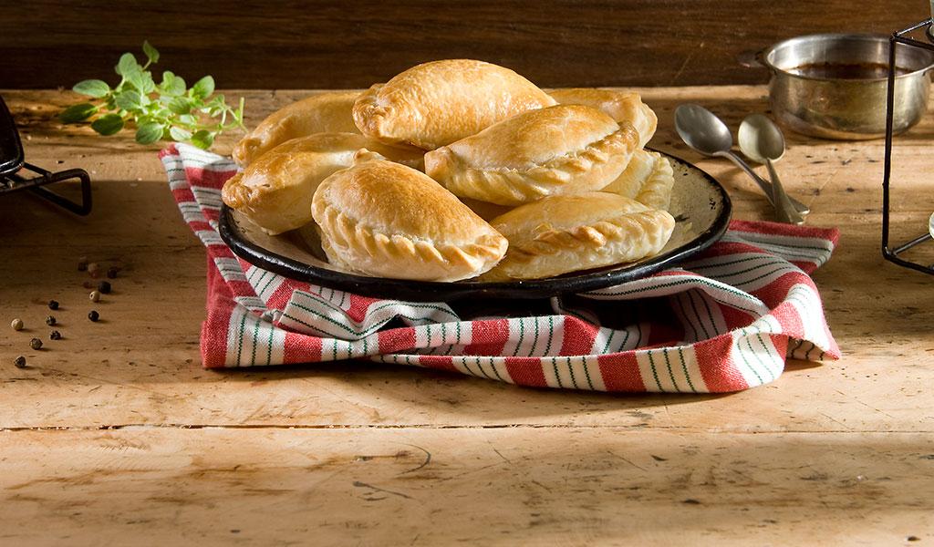 Recetas con Tapas de empanadas