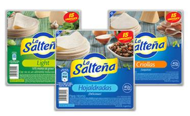 La Salteña | Tapas de empanadas